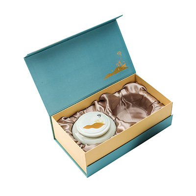 Magnetic Tea Packaging Gift Box