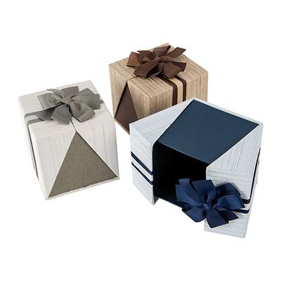 Square Magic Folding Gift Box